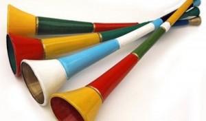 Vuvuzela Hornet Kan Fjernes Gratis